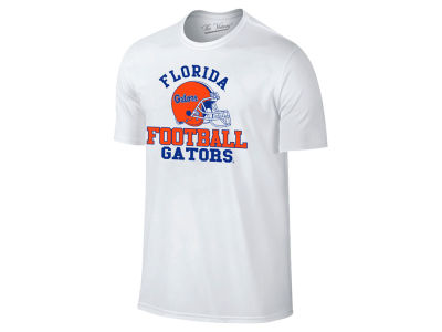 Florida Gators Retro Brand NCAA Men's Football Helmet T-Shirt