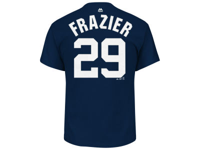 New York Yankees Todd Frazier Majestic MLB Men's Official Player T-Shirt