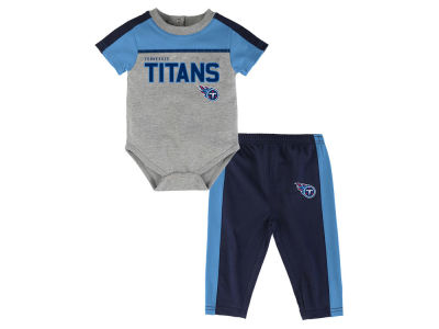 Tennessee Titans NFL Infant Pant and Suit Set