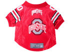 Ohio State Buckeyes Little Earth Pet Premium Jersey Small Pet Supplies