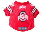 Ohio State Buckeyes Little Earth Pet Premium Jersey Medium Pet Supplies