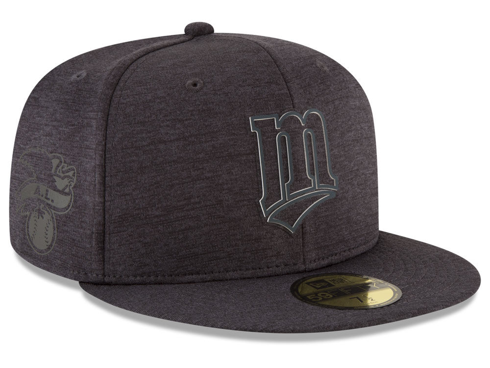 Minnesota Twins New Era 2018 MLB Clubhouse 59FIFTY Cap  b1079007f9a