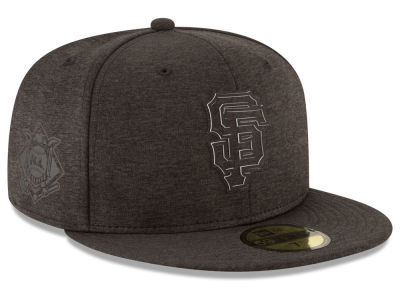 San Francisco Giants New Era 2018 MLB Clubhouse 59FIFTY Cap