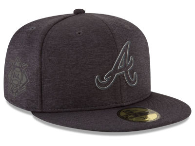 Atlanta Braves New Era 2018 MLB Clubhouse Kids 59FIFTY Cap