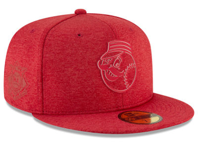 Cincinnati Reds New Era 2018 MLB Clubhouse Kids 59FIFTY Cap