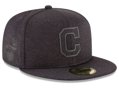 Cleveland Indians New Era 2018 MLB Clubhouse Kids 59FIFTY Cap