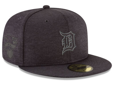 Detroit Tigers New Era 2018 MLB Clubhouse Kids 59FIFTY Cap