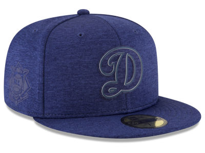 Los Angeles Dodgers New Era 2018 MLB Clubhouse Kids 59FIFTY Cap