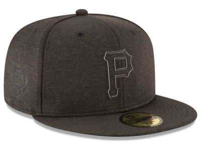 Pittsburgh Pirates New Era 2018 MLB Clubhouse Kids 59FIFTY Cap