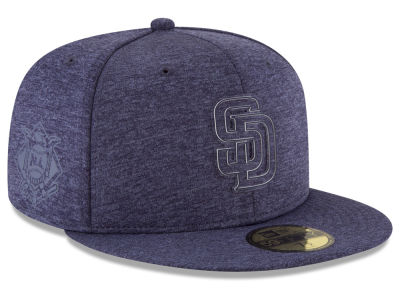 San Diego Padres New Era 2018 MLB Clubhouse Kids 59FIFTY Cap