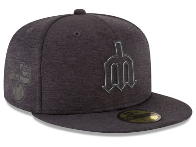 Seattle Mariners New Era 2018 MLB Clubhouse Kids 59FIFTY Cap