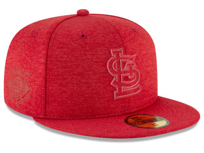 St. Louis Cardinals New Era 2018 MLB Clubhouse Kids 59FIFTY Cap