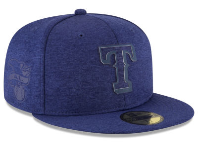 Texas Rangers New Era 2018 MLB Clubhouse Kids 59FIFTY Cap