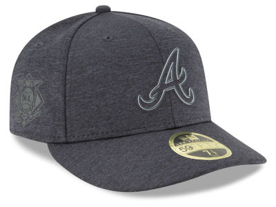 Atlanta Braves New Era 2018 MLB Clubhouse Low Crown 59FIFTY Cap