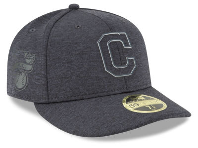 Cleveland Indians New Era 2018 MLB Clubhouse Low Crown 59FIFTY Cap