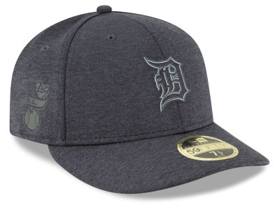 Detroit Tigers New Era 2018 MLB Clubhouse Low Crown 59FIFTY Cap