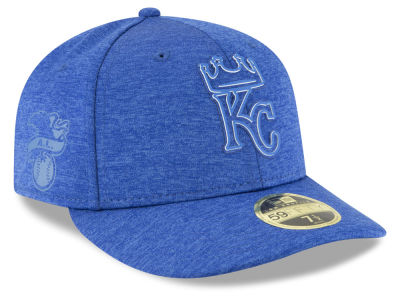 Kansas City Royals New Era 2018 MLB Clubhouse Low Crown 59FIFTY Cap
