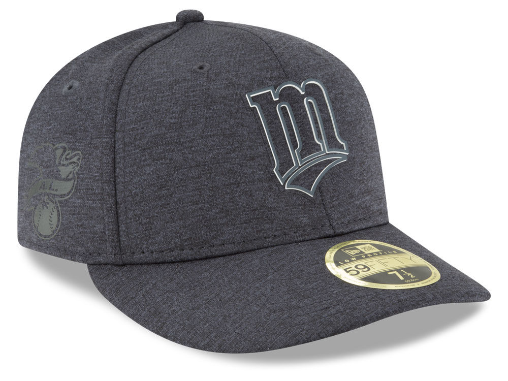minnesota twins new era 2018 mlb clubhouse low crown 59fifty cap