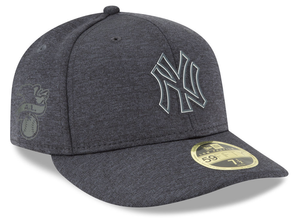 New York Yankees New Era 2018 MLB Clubhouse Low Crown 59FIFTY Cap ... d338861acc2d