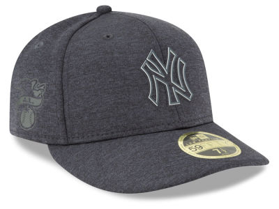 New York Yankees New Era 2018 MLB Clubhouse Low Crown 59FIFTY Cap