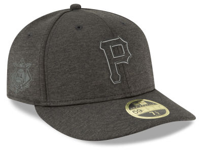Pittsburgh Pirates New Era 2018 MLB Clubhouse Low Crown 59FIFTY Cap