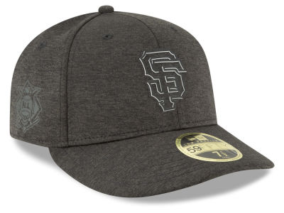 San Francisco Giants New Era 2018 MLB Clubhouse Low Crown 59FIFTY Cap