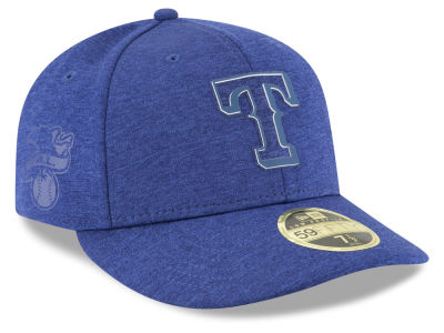 Texas Rangers New Era 2018 MLB Clubhouse Low Crown 59FIFTY Cap