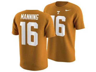 Tennessee Volunteers Peyton Manning Nike NCAA Men's Name and Number T-shirt