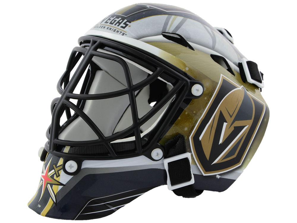 vegas golden knights nhl mini replica football helmets