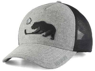 GONGSHOW Black Bear Cap