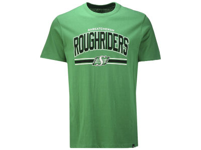 Saskatchewan Roughriders '47 CFL Men's Super Arch Super Rival T-Shirt
