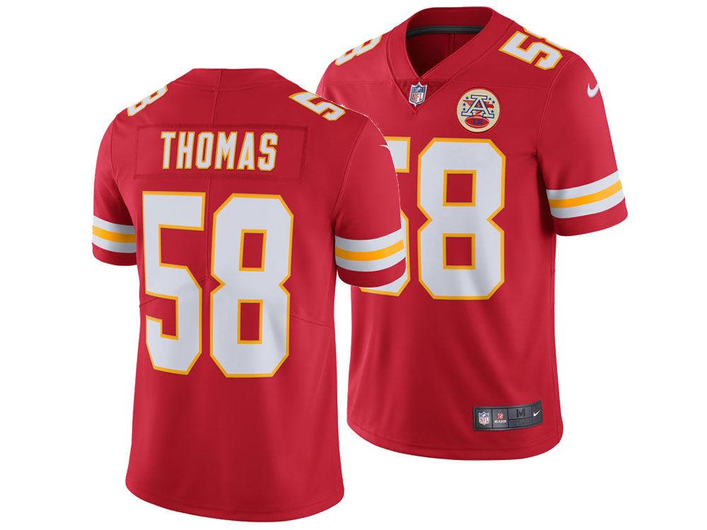 702e0f06 ... sale kansas city chiefs derrick thomas nike nfl mens vapor untouchable  limited retired jersey 06ea6 fd5e9 ...