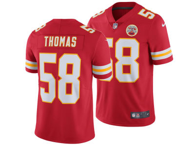 Kansas City Chiefs Derrick Thomas Nike NFL Men's Vapor Untouchable Limited Retired Jersey
