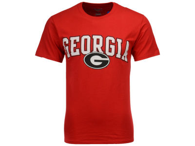 Georgia Bulldogs Champion NCAA Men's Midsize T-Shirt