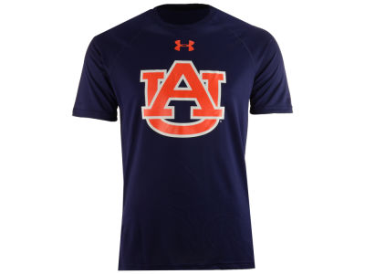 Auburn Tigers Under Armour NCAA Men's 2-Hit Tech T-Shirt
