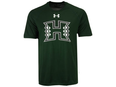 Hawaii Warriors Under Armour NCAA Men's 2-Hit Tech T-Shirt