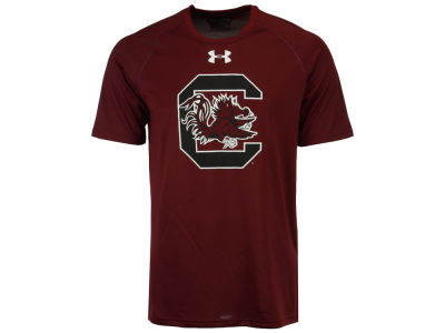 South Carolina Gamecocks Under Armour NCAA Men's 2-Hit Tech T-Shirt