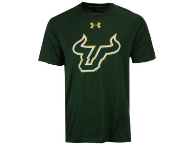 South Florida Bulls Under Armour NCAA Men's 2-Hit Tech T-Shirt