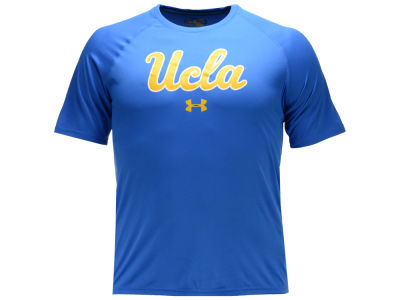 UCLA Bruins Under Armour NCAA Men's 2-Hit Tech T-Shirt
