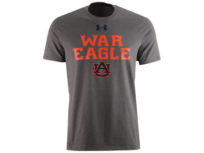 Auburn Tigers Under Armour NCAA Men's College Classic Charged Cotton T-Shirt