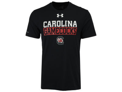 South Carolina Gamecocks Under Armour NCAA Men's Lead Block Charged T-Shirt