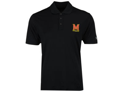 Maryland Terrapins Under Armour NCAA Men's Primary Performance Polo