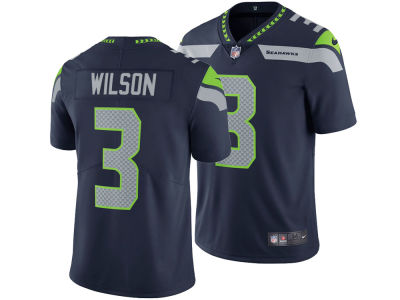 Seattle Seahawks Russell Wilson Nike NFL Youth Limited II Jersey
