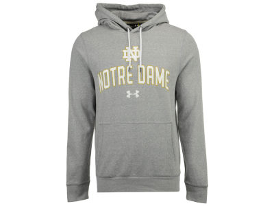 Notre Dame Fighting Irish Under Armour NCAA Men's Vintage Arch Tri-blend Hoodie
