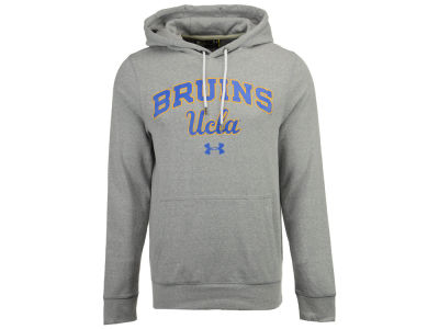 UCLA Bruins Under Armour NCAA Men's Vintage Arch Tri-blend Hoodie