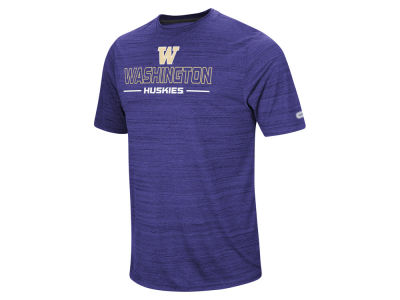 Washington Huskies Colosseum NCAA Men's The Line Up T-shirt