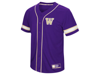 Washington Huskies Colosseum NCAA Men's Play Ball Baseball Jersey