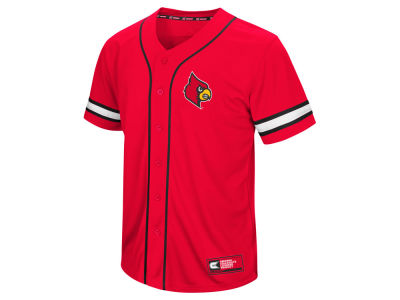 Louisville Cardinals Colosseum NCAA Men's Play Ball Baseball Jersey