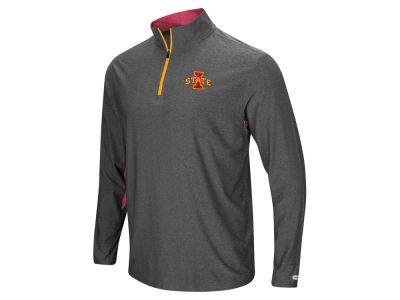 Iowa State Cyclones Colosseum NCAA Men's Sweet Spot Quarter Zip Pullover