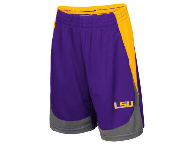 LSU Tigers Colosseum NCAA Toddler Hall of Fame Short